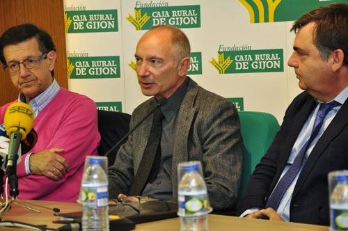 Dr. Montesano, Dr. Román y Dr. Vizoso - FICEMU