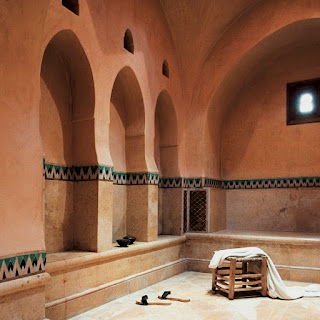 Le hammam et Les bains des Deux Tours à Marrakech