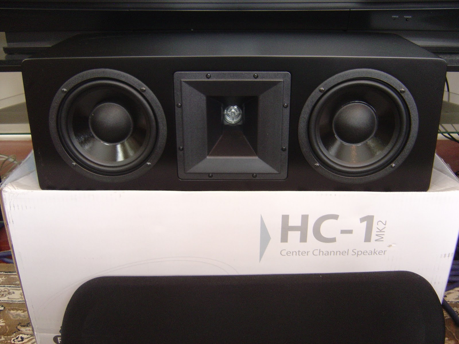 Hsu Research HC 1 MK2 Center Channel