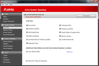 Avira System Speedup 1.2 Full Version