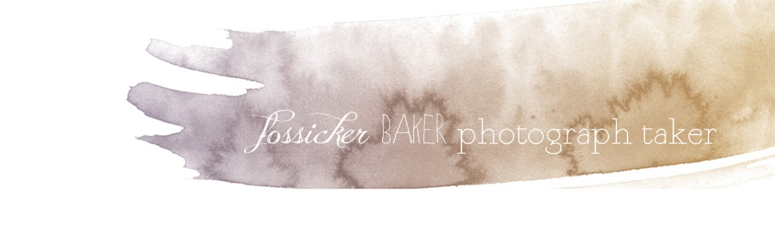 Fossicker, Baker, Photograph Taker.