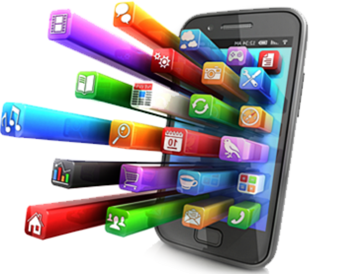 android-smartphones-applications