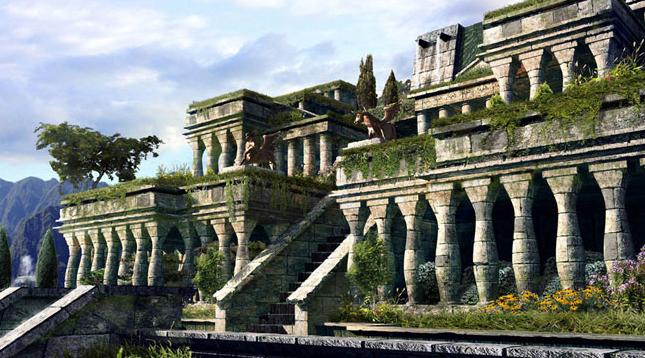 pensili di babilonia non erano in babilonia di pierluigi montalbano