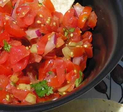 The Food Guru: All About Salsa!