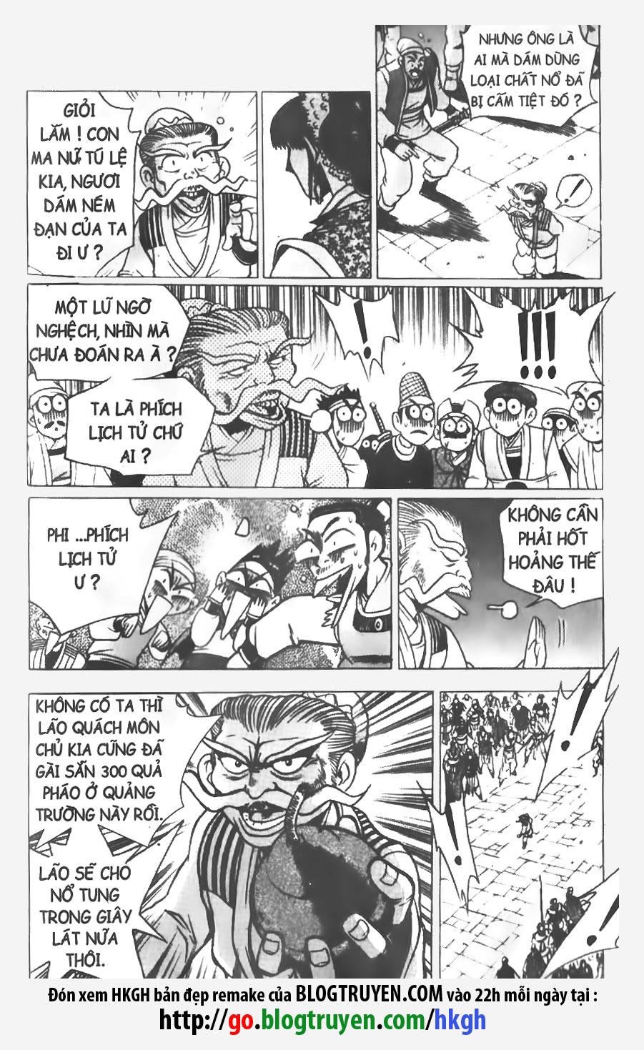 Hiệp Khách Giang Hồ - Hiệp Khách Giang Hồ Chap 135 - Pic 4