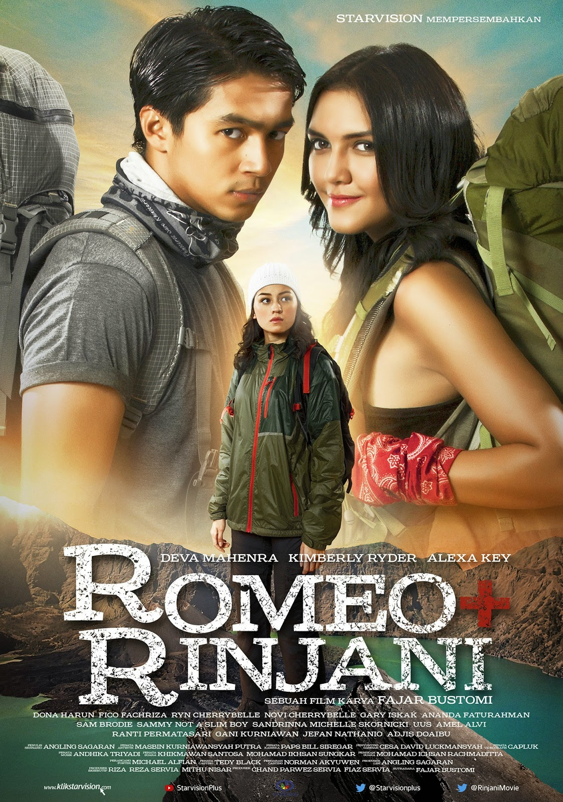 Image result for Romeo+Rinjani (2015)