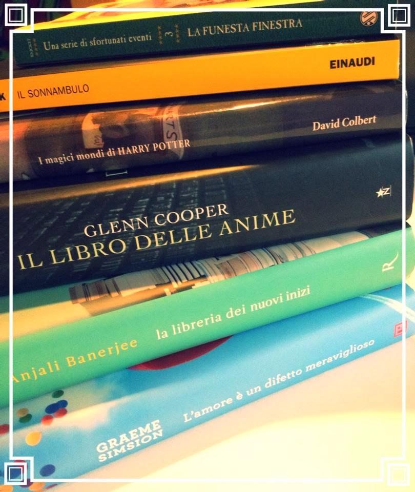 Acquisti di gennaio life is a book - La funesta finestra ...