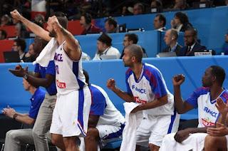 BALONCESTO (EuroBasket 2015) - Francia fue muy superior a Serbia para quedarse el bronce en casa