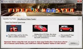 برنامج firefox booster 2014 لتسريع المتصفح اخر اصدار