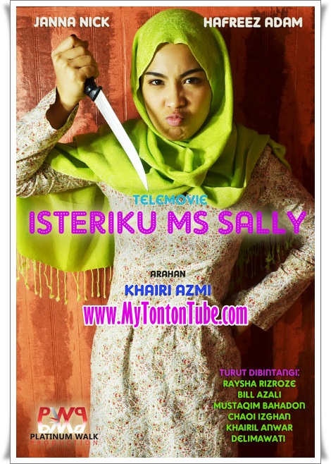 Telefilem Isteriku Miss Sally (2016) TV1 - Full Telemovie