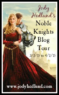Noble Knights Blog Tour