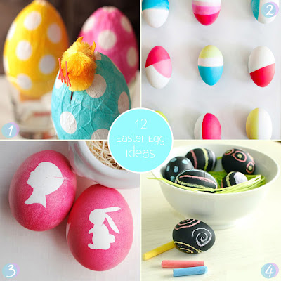 Easter Egg Decorating Hand Paint Your Easter Eggs Let