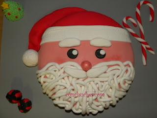 Cara Papá Noel