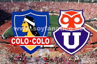 Colo Colo vs U de hile Final Copa Chile 2015