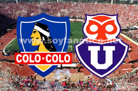 Superclasico Colo Colo vs U de Chile 2015 - Barcelona vs Real Madrid