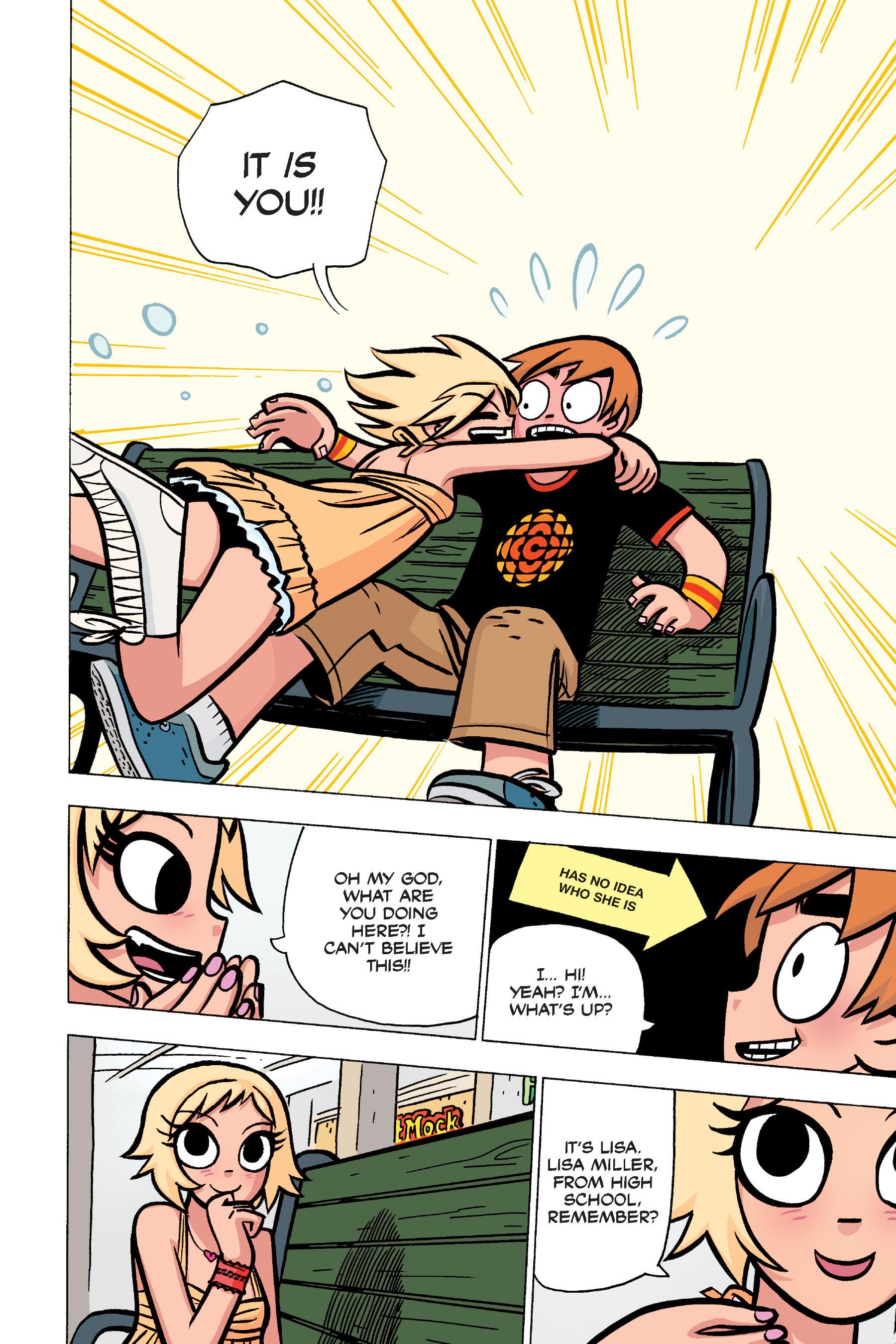 Read online Scott Pilgrim comic -  Issue #4 - 36
