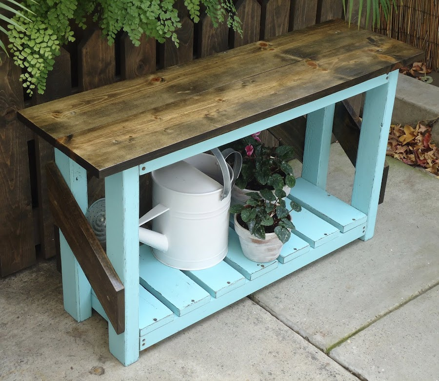 Charming Garden Bench - Available $175