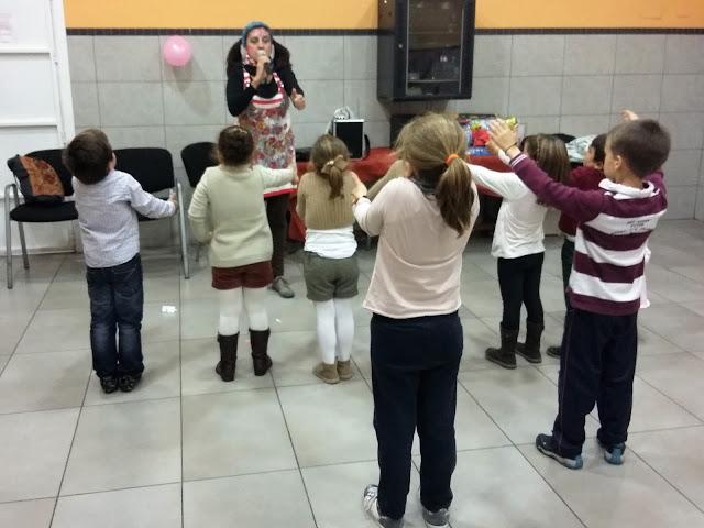 Animación infantil en Santa Clara