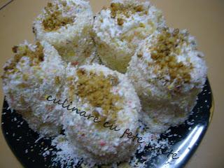 Rulada cocos