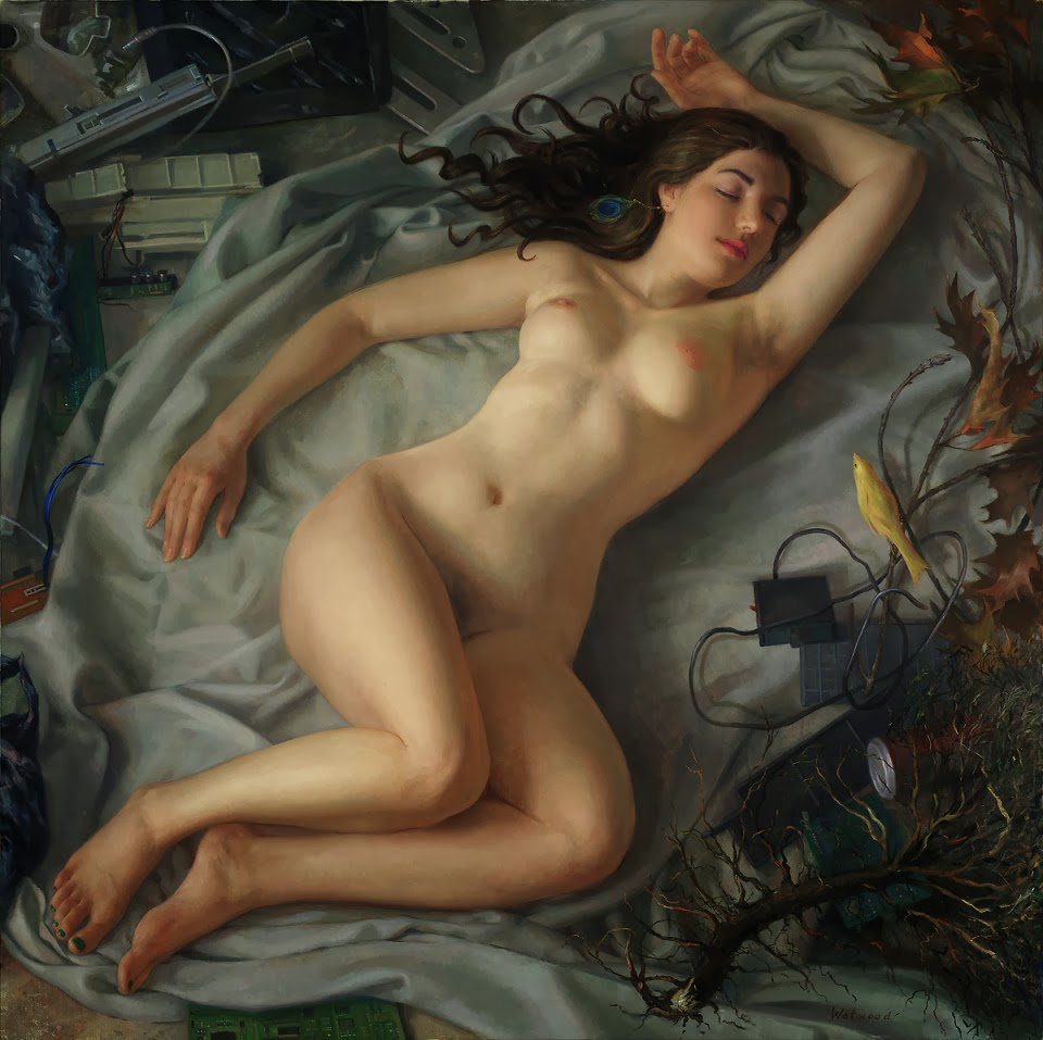Sleeping Venus (Patricia Watwood, 2011)