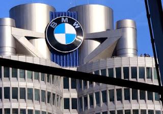 BMW αυτοκινητοβιομηχνία