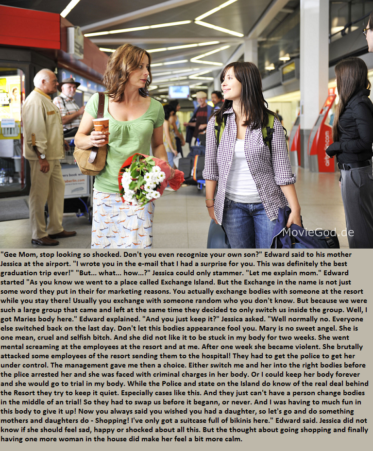 Some TG Captions: May 2012