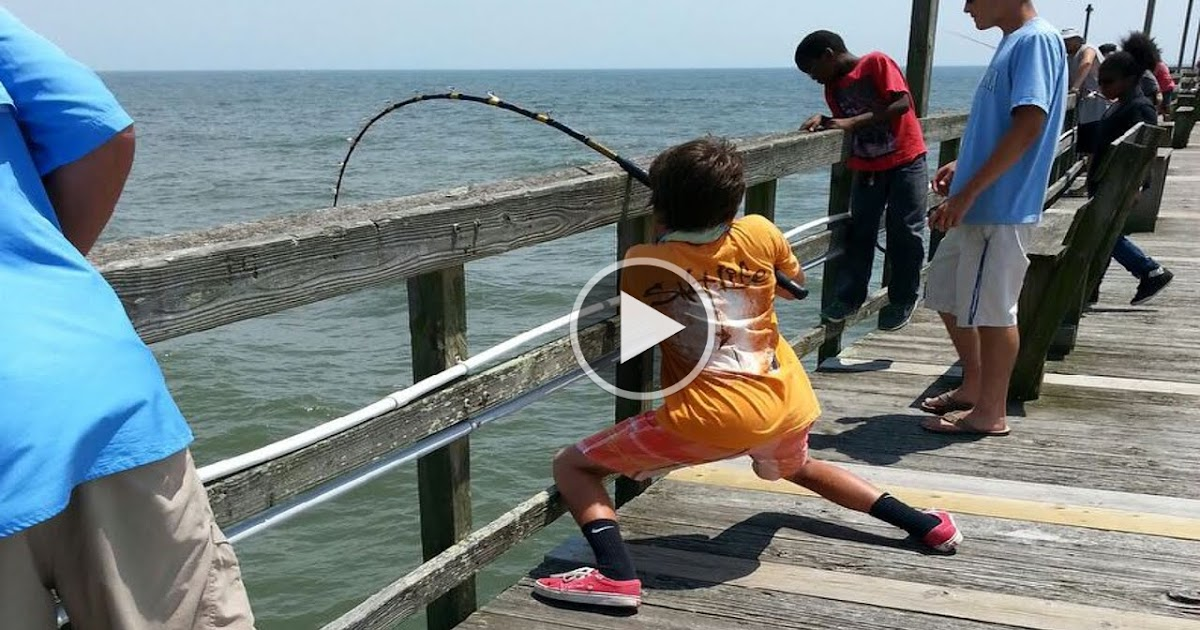 How To Fish: Giant Stingray Fishing From Oak Island