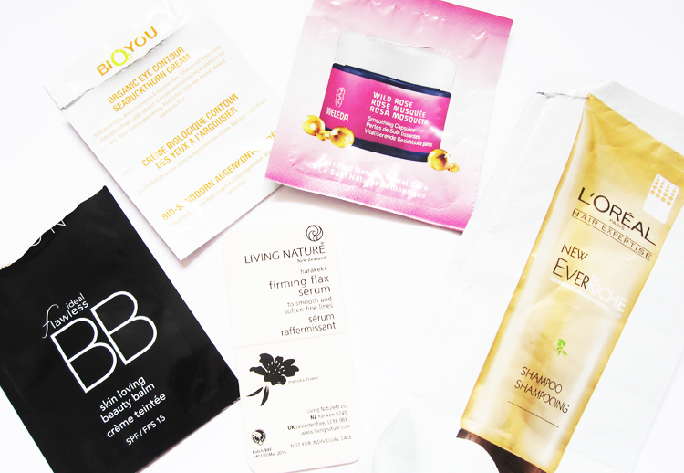 A picture of 5 Mini Reviews: Avon, Bio2You, Weleda, Living Nature & L'Oreal