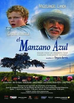Ver Película El Manzano Azul Online Gratis (2012)