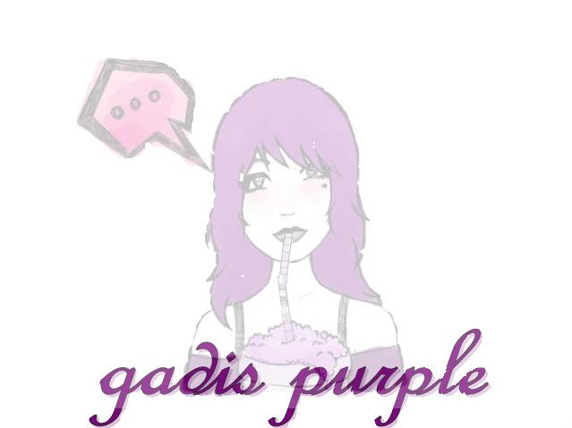 Gadis Purple