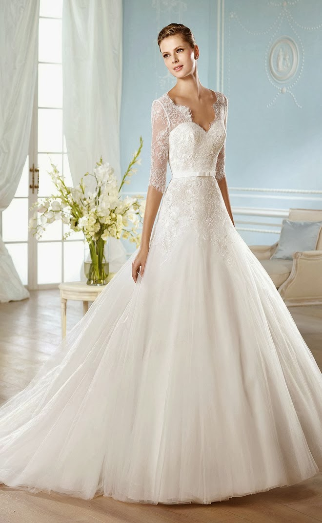 The Nicest Wedding Dress In The World