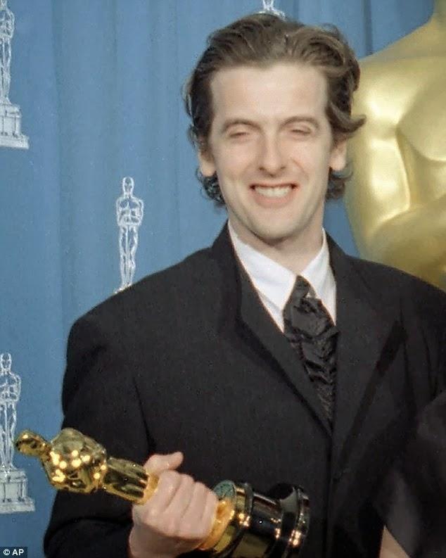 Peter Capaldi Craig Ferguson