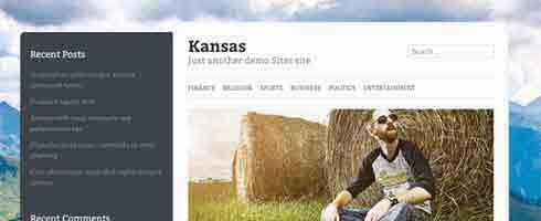 Kansas theme