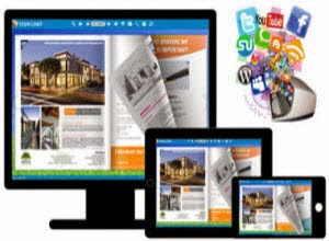 Features for Digital Magazine
