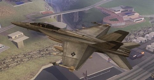 F/A-18F Super Hornet BF3 | GTAind - Mod GTA Indonesia