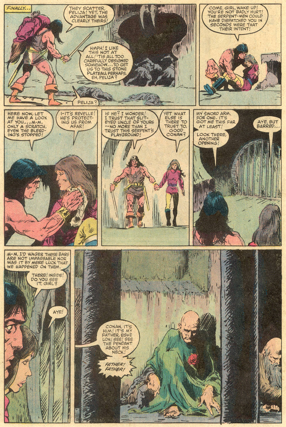 Conan the Barbarian (1970) Issue #138 #150 - English 21
