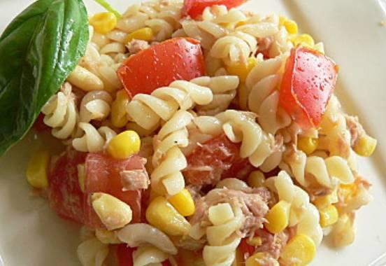 Salade de p tes au thon cuisine algerienne for Mchawcha recette