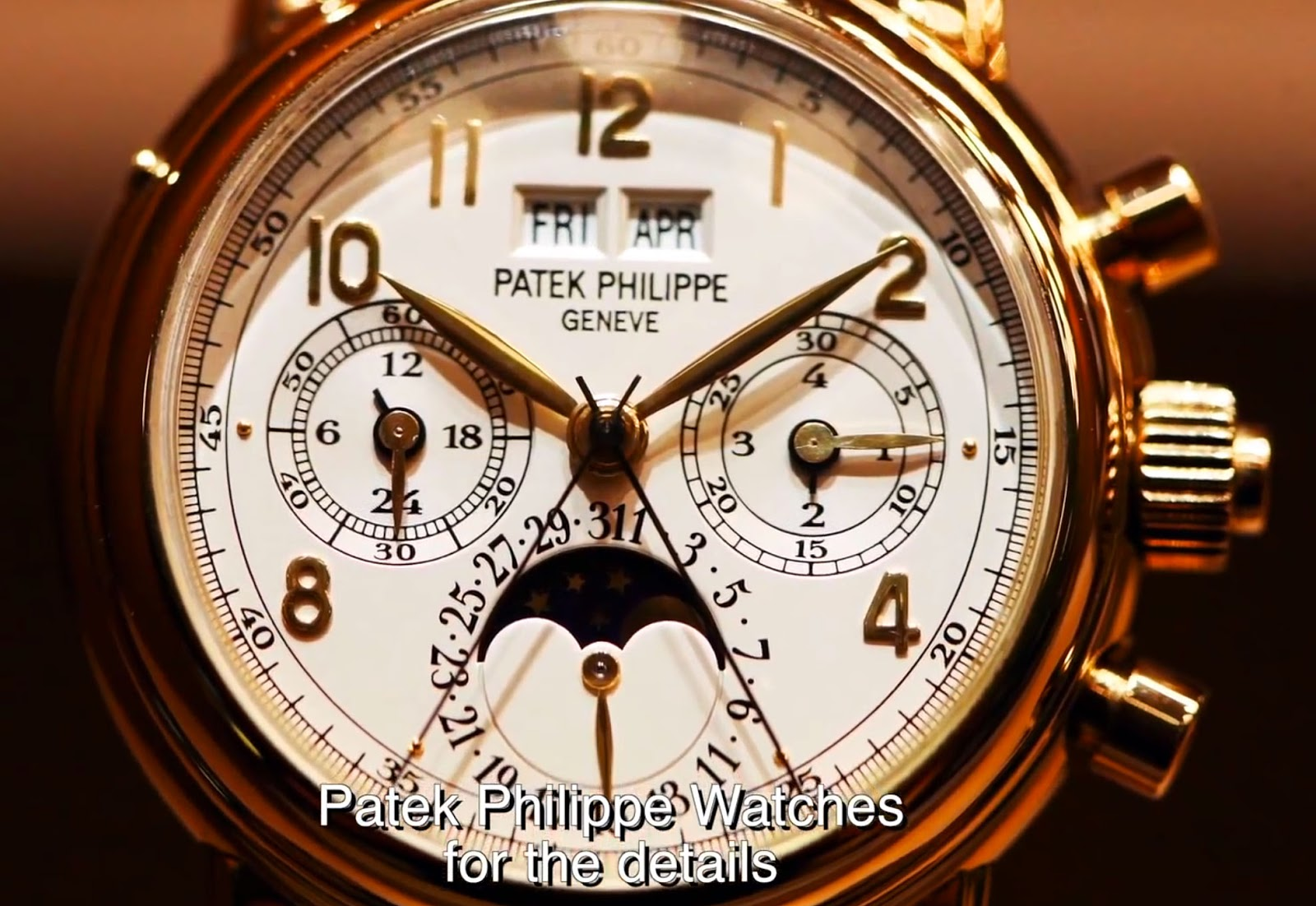 Patek Philippes History Revealed In An Official Biography