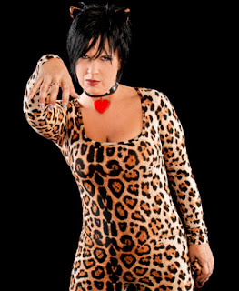 Vickie Guerrero Cougar Necklace The Daily Knock...