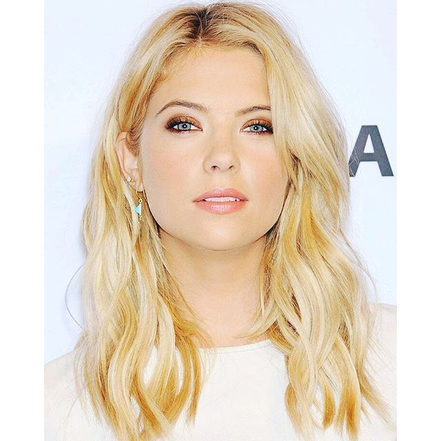 ashley benson hair inspiration