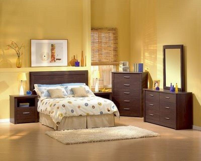 Bedroom Color Combination Ideas