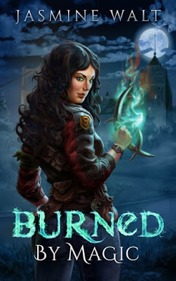 http://www.amazon.com/Burned-Magic-Adult-Fantasy-Chronicles-ebook/dp/B016V9LOW6