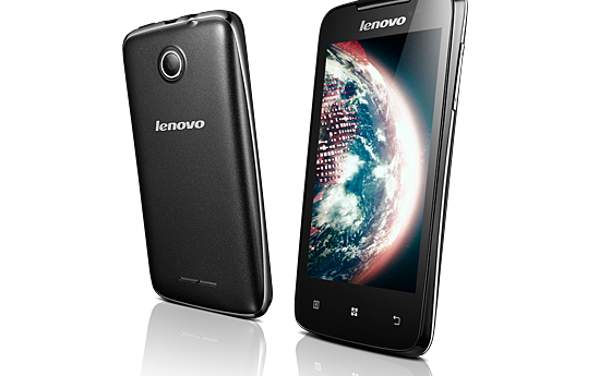 Fitur dan Spesifikasi Lenovo A390