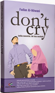 Dont Cry | TOKO BUKU ONLINE SURABAYA