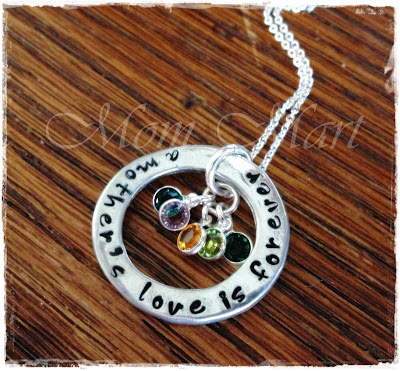 """Something About Silver """"Forever"""" Necklace"""
