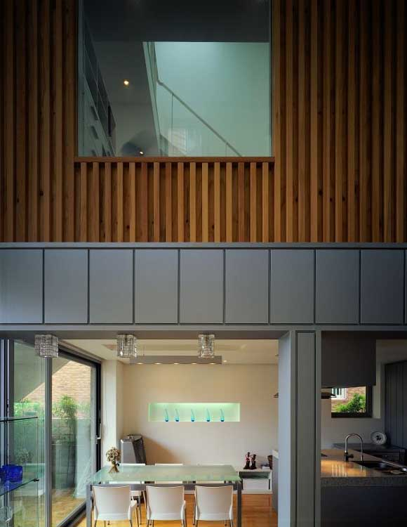 Hye Hun Ro House, Mountain House Modern Architects IROJE KHM