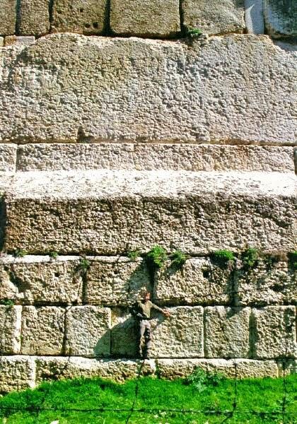 Rahasia Di Balik Kuil Baalbeck