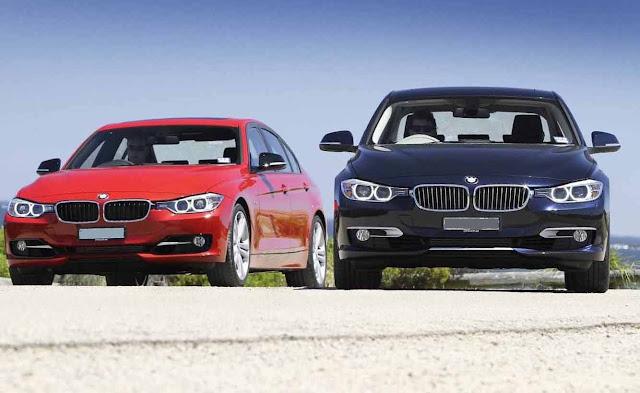 BMW Série 3 2012 - Brasil