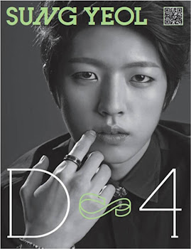 SUNGYEOL D-4 POSTER