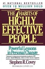 The Seven Habits of Highly Effective People by Stephen Covey book